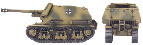 7.5cm (Sf) 39H assault gun