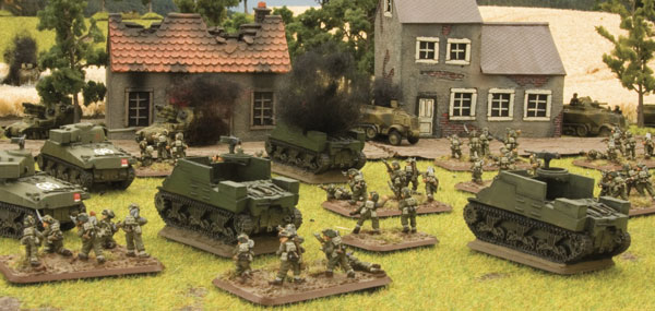 Playing Firestorm: Caen