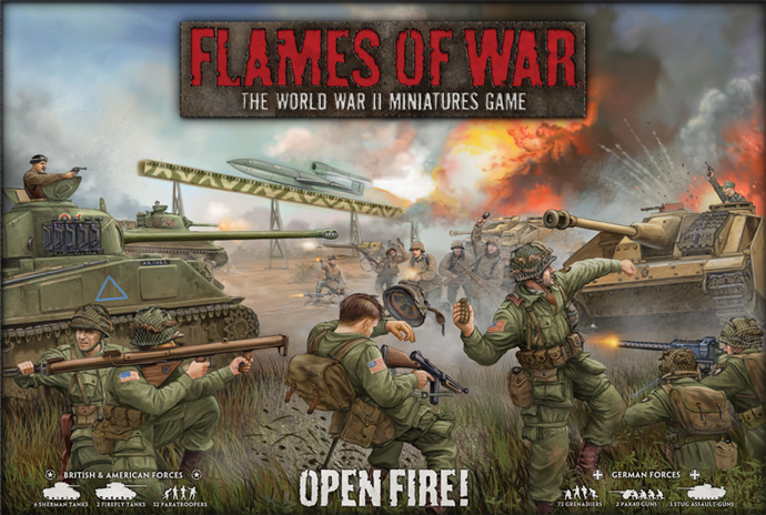 Open Fire Preview: Part Six