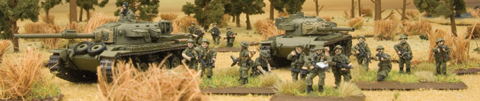 Flames Of War Vietnam ANZAC Preview