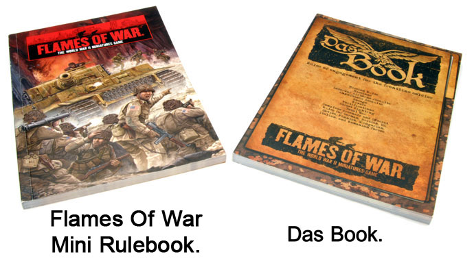 Small Rulebook & Das Book