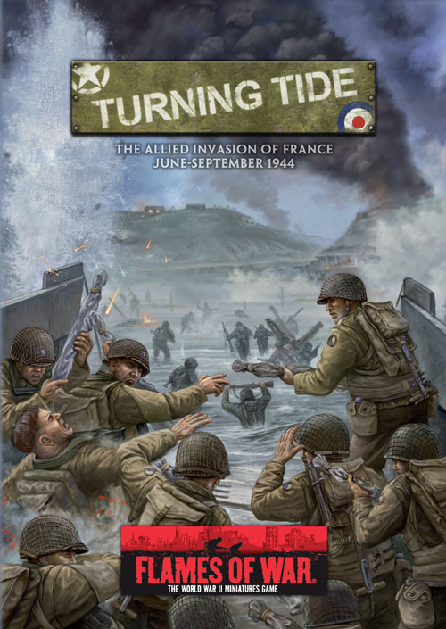 Turning Tide Cover