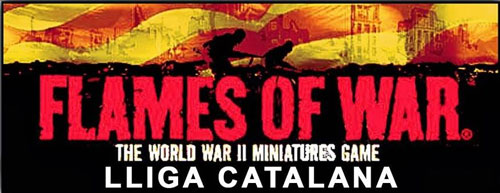 Flames Of War Catalan League