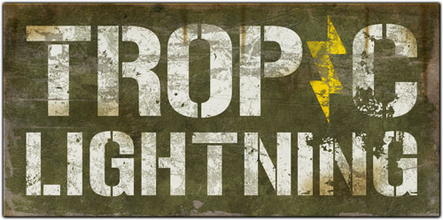 Tropic Lightning Logo
