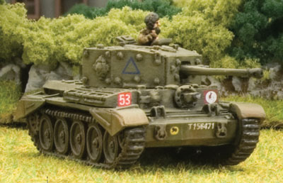 7th Armoured Division Cromwell