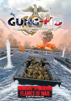 Gung-Ho – US Marine Corps in the Pacific