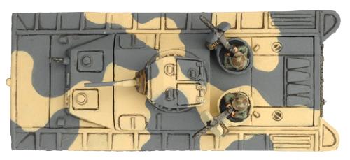 Gators Amtracks (US Marines Army Deal) (USAB06)