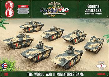 Gator's Amtracks – Marine Tank Company