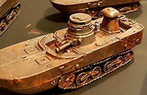 Andew's Ka-Mi Amphibious Tank Company