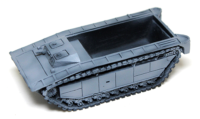 Chris's Marine Amphibian Tank Company