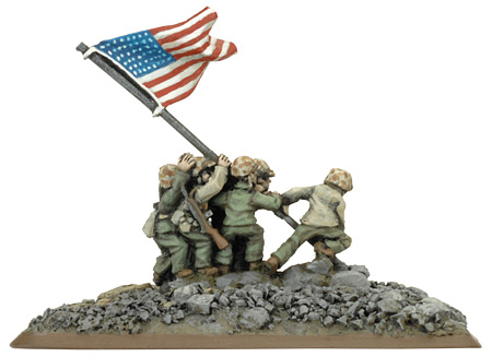 Win an Iwo Jima Objective
