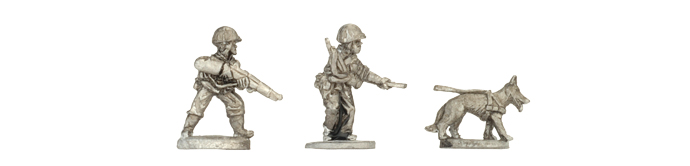 Pacific Product Preview: Marine War Dog Team