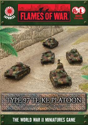 Type 97 Te-Ke Platoon (JBX05)