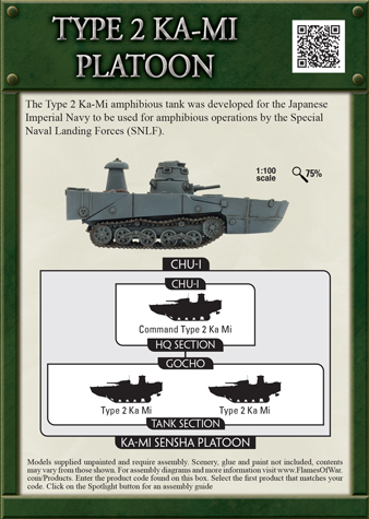 Pacific Product Preview: Type 2 Ka-Mi Platoon