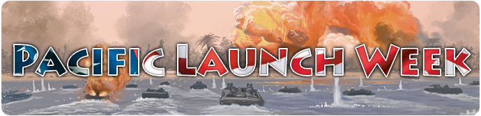 Pacific Launch Week