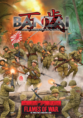 Banzai: Imperial Japanese Forces in the Pacific