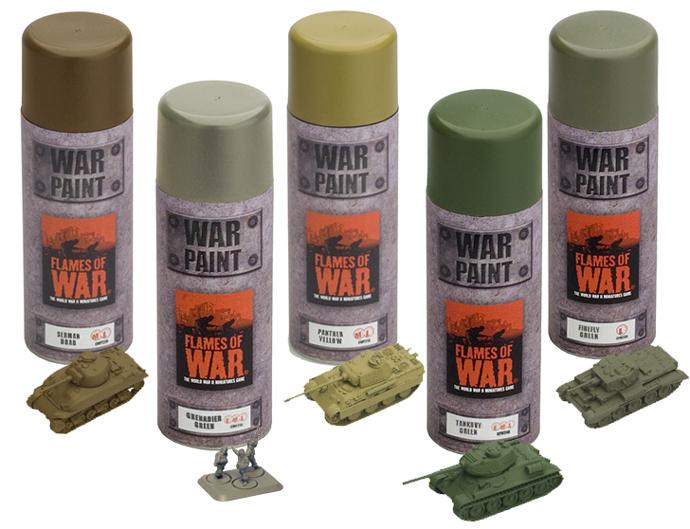 War Paint Range