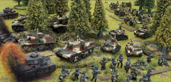 Polish Early War Tank Company