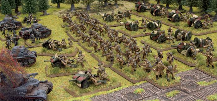 Polish Early War Infantry Company