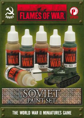 Soviet Paint Set (SPS01)