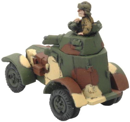 Wz. 34 Armoured Car (PL300)