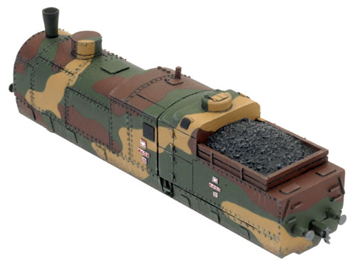 Armoured Train Locomotive (PBX08)