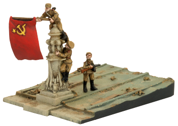 Raising the Red Banner (XX533)