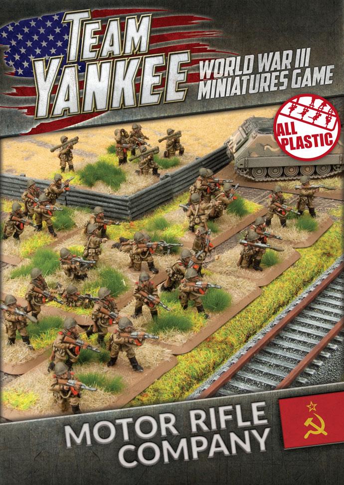 Soviet Plastic Infantry