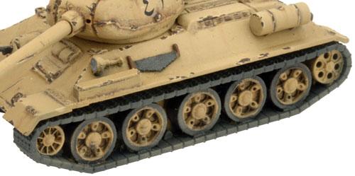 Post War T-34 Tracks (ASO001)