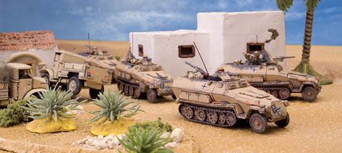 Germans in Tunisia