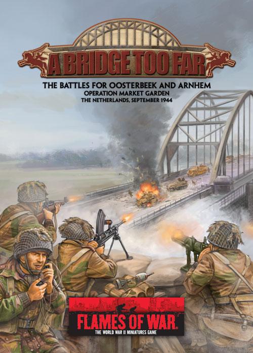 A Bridge Too Far Book Cover