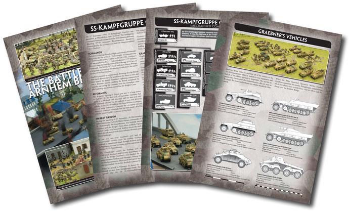 SS-Kampfgruppe Graebner Pages