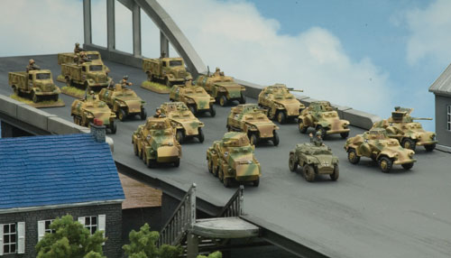 Arnhem Bridge Assault