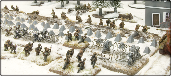Perimeter Play: Fielding The Perimeter Outpost From Devil's Charge