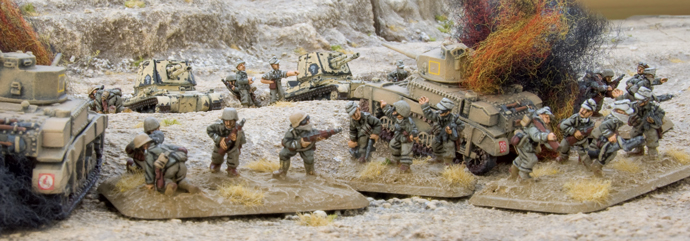 Infanteriekompanie