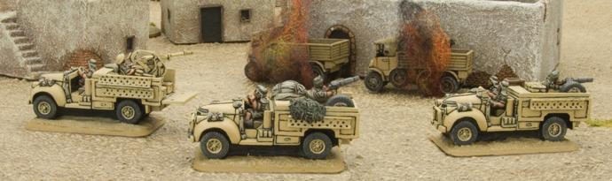 A LRDG raid
