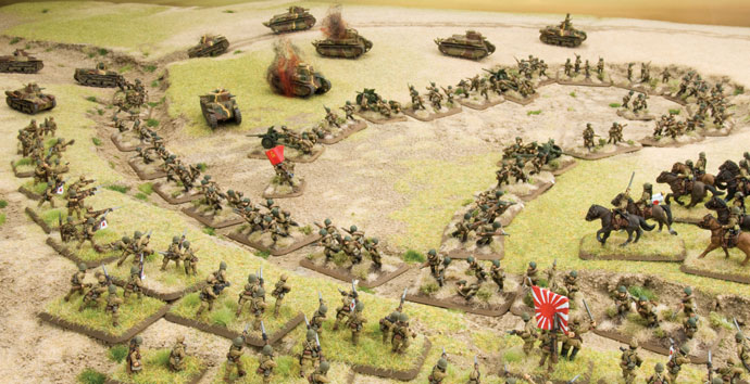 The Raising Of The Rising Sun: Introducing Japanese National Special Rules