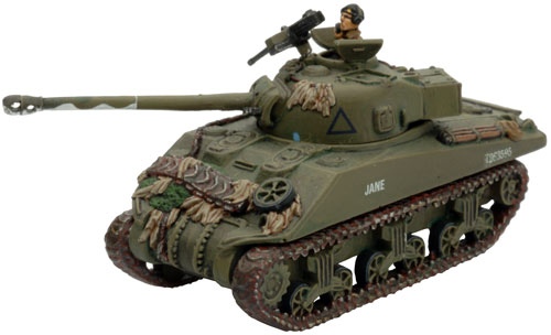 Cromwell Armoured Platoon - Firefly VC (BBX12)