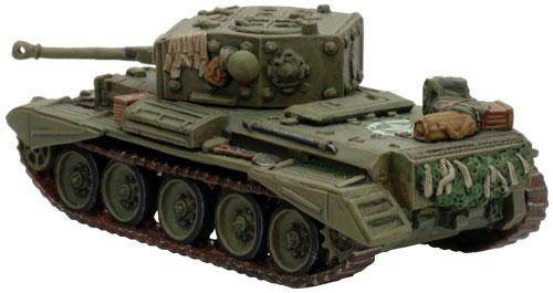 Cromwell Armoured Platoon - Cromwell (BBX12)