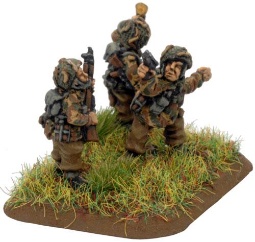 Parachute Company Command Team (BBX16)