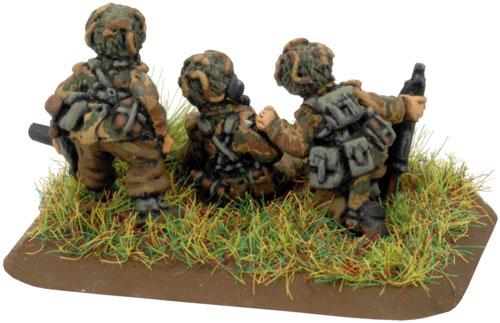 Parachute Company Command 2iC Team (BBX16)