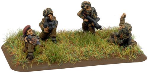Parachute Company Rifle/MG Team (BBX16)