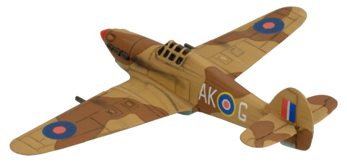 Hurricane Tank-Busting Flight (BBX40)