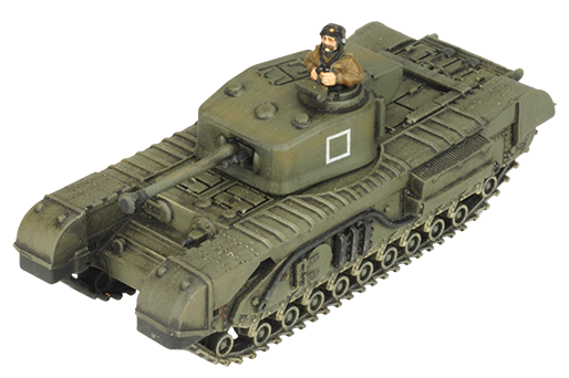 Churchill Tank Troop (BBX48)
