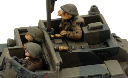 Scout Carrier Platoon (BR207)