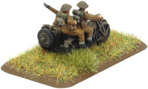 Motorcycle Platoon (BR400)