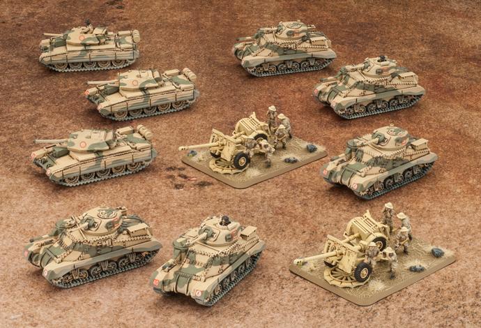 Monty's Desert Rats (BRAB09)