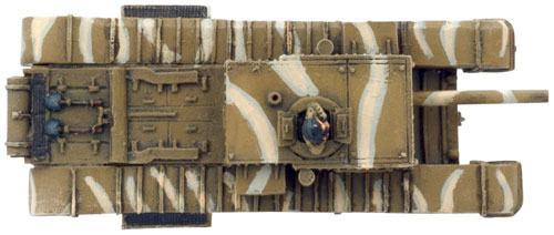 "Churchill 3"" Gun Carrier (MM02)"