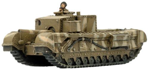 """Churchill 3"""" Gun Carrier (MM02)"""