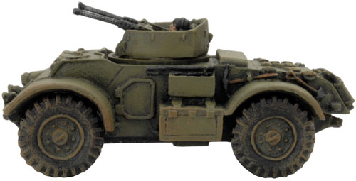 Staghound with AA turret (BR350)